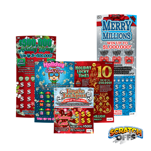 2021 Ohio Christmas Match 3 Scratch Off Holiday Scratch Offs Are Coming The Ohio Lottery