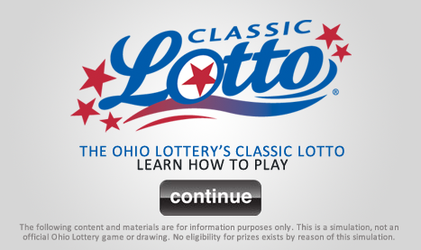Classic Lotto How to Play