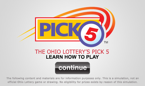how to play pick 10 lotto