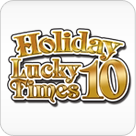 Holiday Lucky Times 10 logo