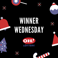 December 2018 :: The Ohio Lottery