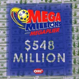 Mega Millions Jackpot Over Half A Billion The Ohio Lottery