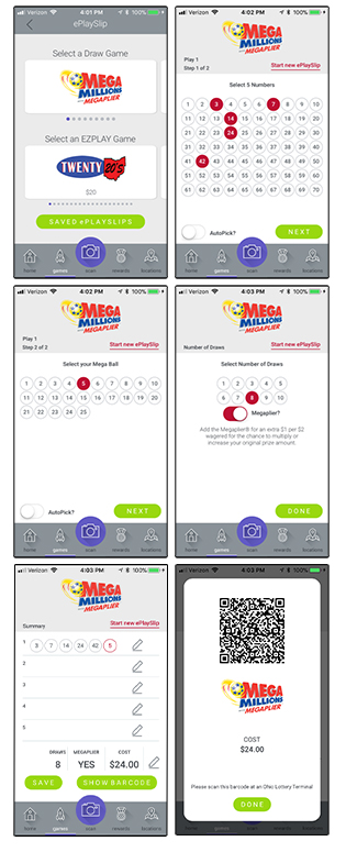 Ohio Lottery app :: The Ohio Lottery