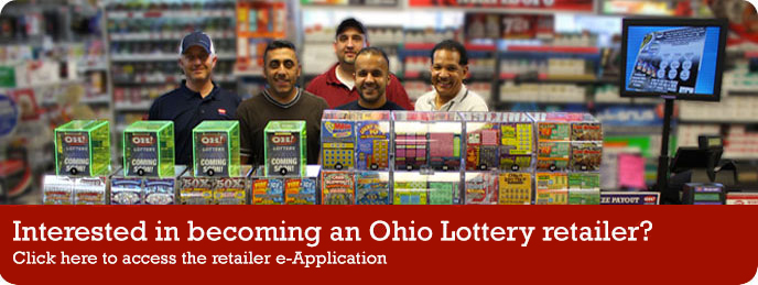 How retailers become winners. Learn the benefits of selling Ohio Lottery.