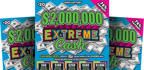 Extreme Cash Tickets